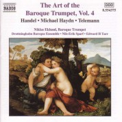 Niklas Eklund: Baroque Trumpet (The Art Of The), Vol.  4 - CD