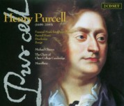 Michael Chance, The Choir of Clare College Cambridge, Miscellany Ensemble, Baroque Brass of London Quartet, Timothy Brown: Purcell: Sacred Music & Songs - CD