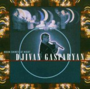 Djivan Gasparyan: Moon Shines At Night - CD
