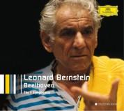 Gwyneth Jones, Hanna Schwarz, Konzertvereinigung Wiener Staatsopernchor, Kurt Moll, Leonard Bernstein, René Kollo, Wiener Philharmoniker: Beethoven: 9 Symphonies - Bernstein - CD