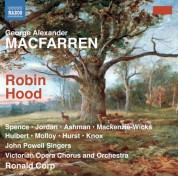 Ronald Corp: Macfarren: Robin Hood - CD