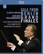 Berliner Philharmoniker, Claudio Abbado: Gala From Berlin 1999- Grand Finales - BluRay