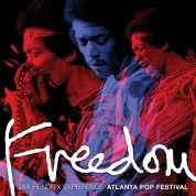 Jimi Hendrix: Freedom: Atlanta Pop Festival - Plak