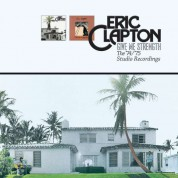 Eric Clapton: Give Me Strength: The '74/'75 Sessions - CD