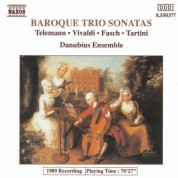 Baroque Trio Sonatas - CD
