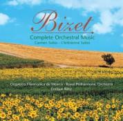 Orquesta Filarmonica de Mexico, Royal Philharmonic Orchestra, Enrique Batiz: Bizet: Complete Orchestral Music - CD