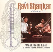 Ravi Shankar: West Meets East - CD