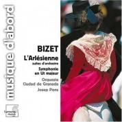 Orquesta Ciudad de Granada, Josep Pons: Bizet: L'Arlésienne - CD