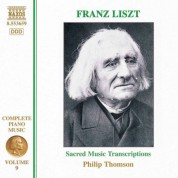 Liszt: Sacred Music Transcriptions - CD