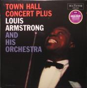 Louis Armstrong: Town Hall Concert Plus - Plak
