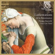 Huelgas Ensemble, Paul van Nevel: Lamentations of the Renaissance - CD