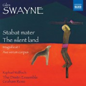 Graham Ross: Swayne: Stabat mater - The silent land - CD