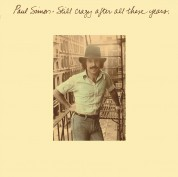 Paul Simon: Still Crazy After All These Years - Plak