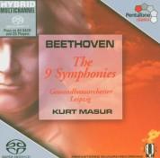 Kurt Masur, Gewandhausorchester Leipzig: Beethoven: Symphony No. 1-9 - SACD