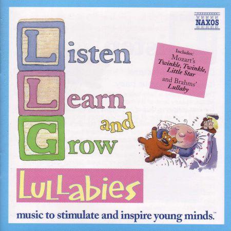 Listen, Learn And Grow, Vol. 2: Lullabies - CD