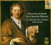 Le Concert des Nations, Jordi Savall: François Couperin - Les Concerts Royaux - SACD