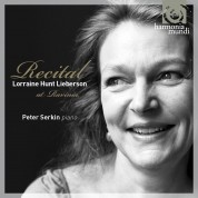 Lorraine Hunt Lieberson: Recital at Ravinia - CD