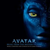 James Horner: Avatar (Soundtrack - Black Vinyl) - Plak