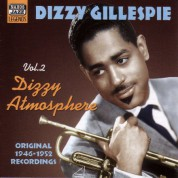 Gillespie, Dizzy: Dizzy Atmosphere (1946-1952) - CD