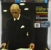 Dimitri Mitropoulos, New York Philharmonic Orchestra: Tchaikovsky: Symphony 6 - Plak