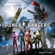 Brian Tyler: Power Rangers (Blue Vinyl) - Plak