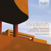 Valerius Ensemble: Hindemith: Chamber Music - CD
