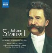 Çeşitli Sanatçılar: Strauss II: Orchestral Works - CD