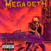Megadeth: Peace Sells But Who's Buying - Plak