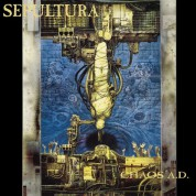 Sepultura: Chaos A.D. (Remastered - Expanded Edition) - CD
