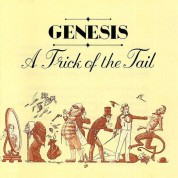 Genesis: A Trick Of The Tail (2018 Reissue) - Plak
