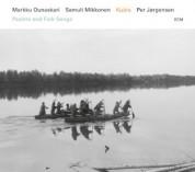 Markku Ounaskari: Kuara - Psalms and Folk Songs - CD