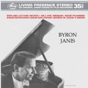 Byron Janis, Philharmonisches Orchester Moskau, Kirill Kondrashin: Liszt: Piano Concertos Nos. 1 & 2 - Plak