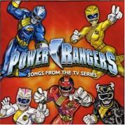 Çeşitli Sanatçılar: Best Of The Power Rangers - CD