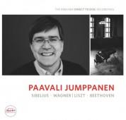 Paavali Jumppanen - Piano Recital (Sibelius, Wagner/ Liszt, Beethoven) - Plak