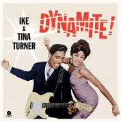 Ike & Tina Turner: Dynamite ! + 4 Bonus Tracks! - Plak