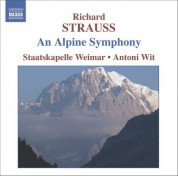 Antoni Wit: Strauss, R.: Alpensinfonie (Eine) (An Alpine Symphony) - CD