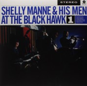 Shelly Manne: At The Black Hawk Vol.1 - Plak
