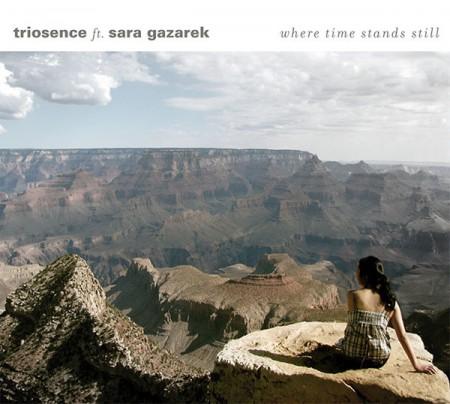 Triosence, Sara Gazarek: Where Time Stands Still - CD