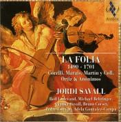 Jordi Savall, Rolf Lislevand: La Folia 1490-1701 - CD