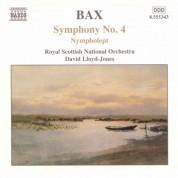 David Lloyd-Jones, Royal Scottish National Orchestra: Bax: Symphony No. 4, Nympholept & Overture to a Picaresque Comedy - CD