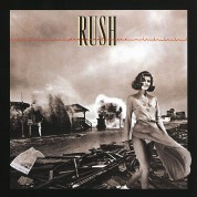Rush: Permanent Waves - Plak