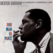 Dexter Gordon: Our Man in Paris - CD