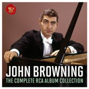 John Browning: The Complete RCA Album Collection - CD