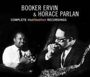 Booker Ervin: Complete 4tet/5tet/6tet Recordings - CD