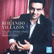Rolando Villazón, Münchner Rundfunkorchester, Marcello Viotti: Rolando Villazon - Italian Opera Arias - CD