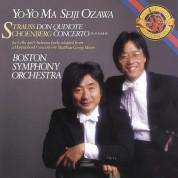 Yo-Yo Ma, Seiji Ozawa: Strauss: Don Quixote; Schoenberg: Concerto - CD