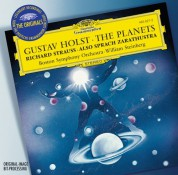 Boston Symphony Orchestra, New England Conservatory Chorus, William Steinberg: Holst/ Strauss: Planets/ Also Sprach Zarathustra - CD