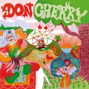 Don Cherry: Organic Music Society - Plak