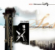 Eric Dolphy: Stockholm Sessions - Enja 24bit Master Editions - CD