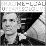 Brad Mehldau: 10 Years Solo Live (Limited.Deluxe Vinyl Box) - Plak